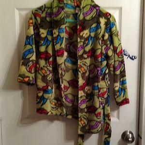 Ninja turtles bathrobe